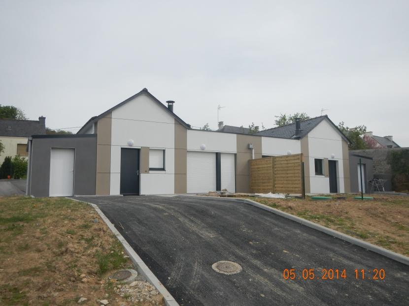 Maison individuelle lorand guillou architectes for Architecte nantes maison individuelle