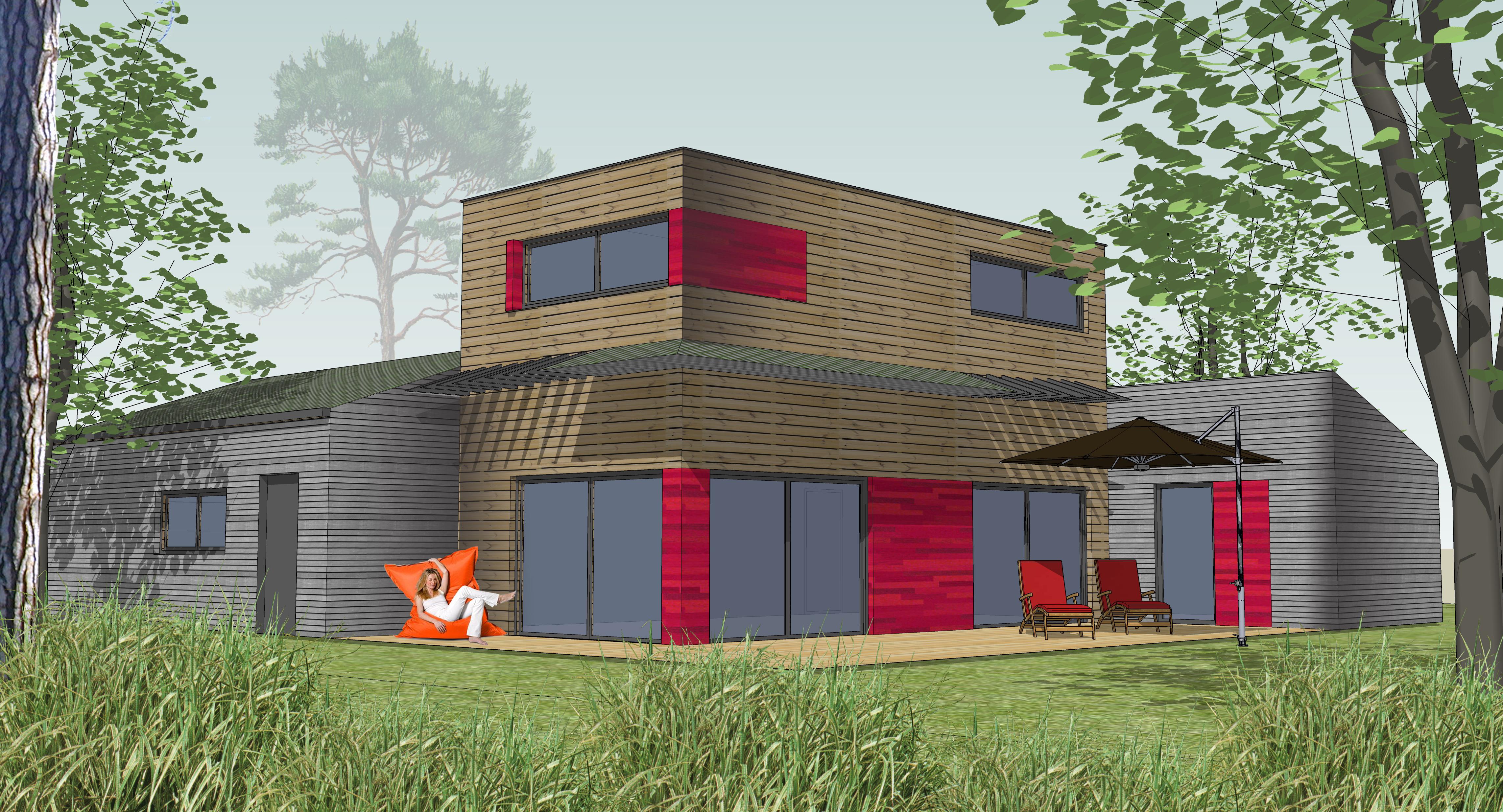 Interesting maison architecte carnac with cout architecte for Architecte tarif